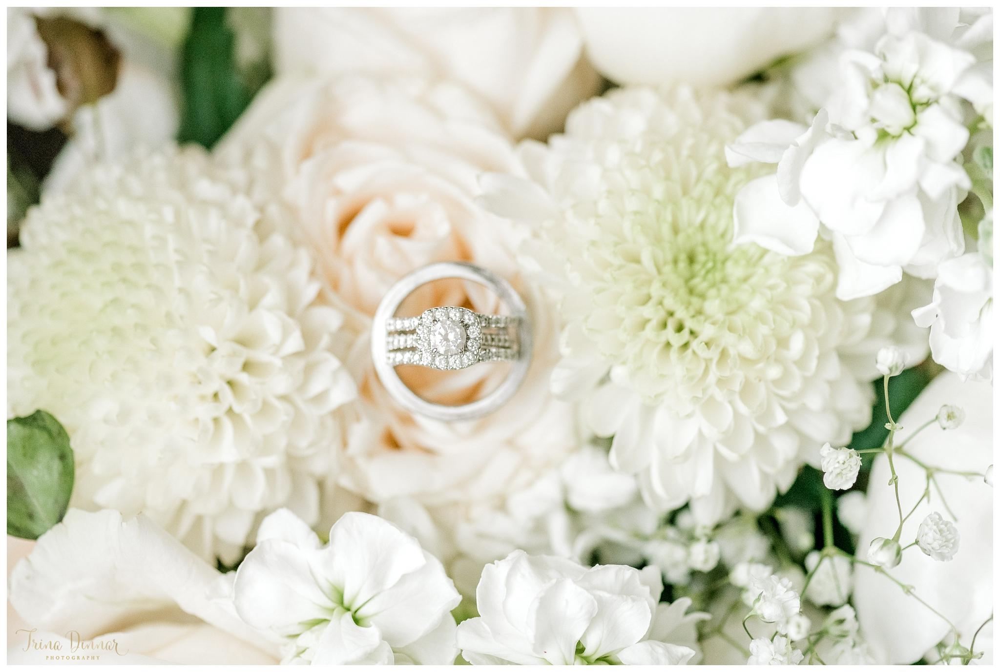 Coast of Maine Weddings Florist Bridal Bouquet