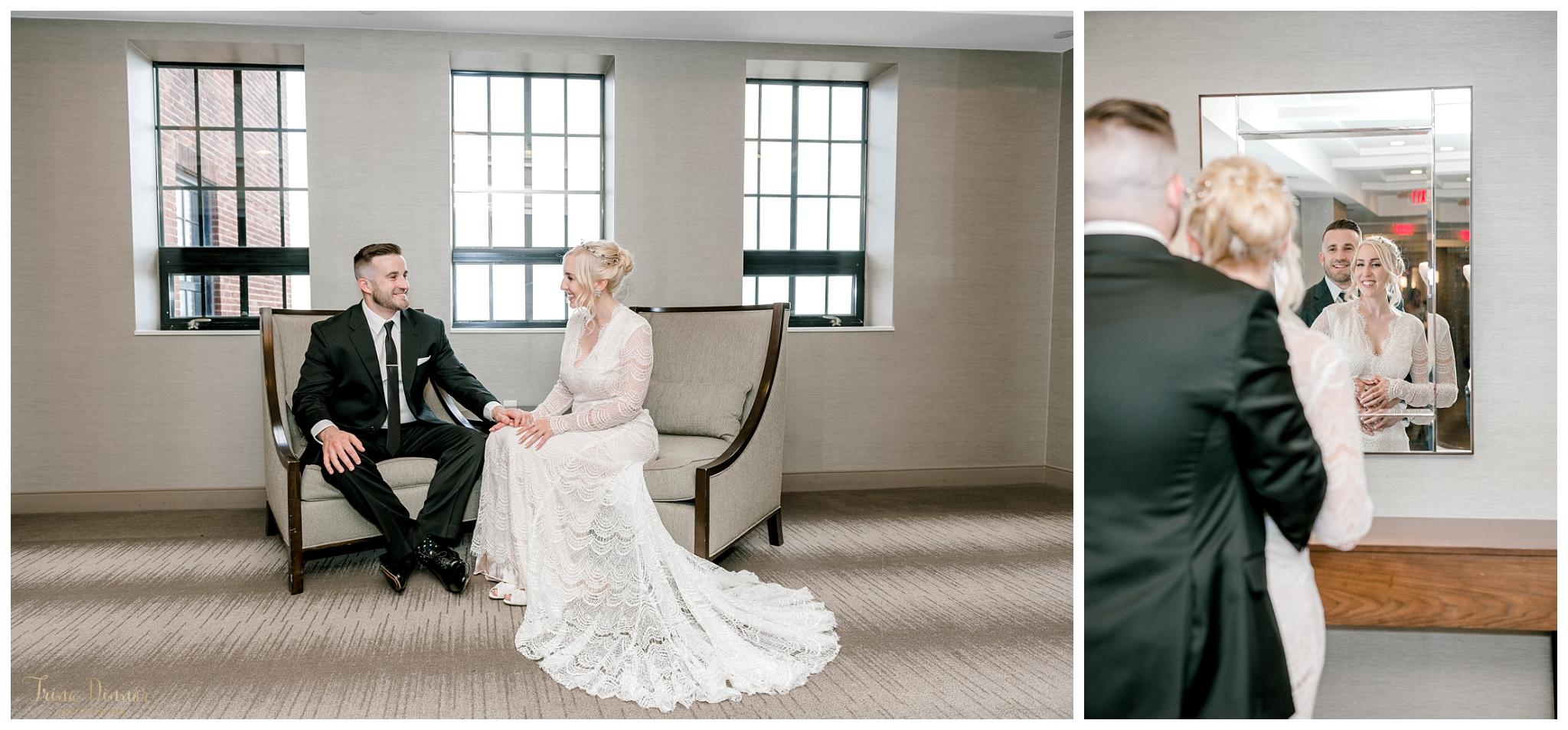 The Westin Portland Harborview Maine Wedding Photos