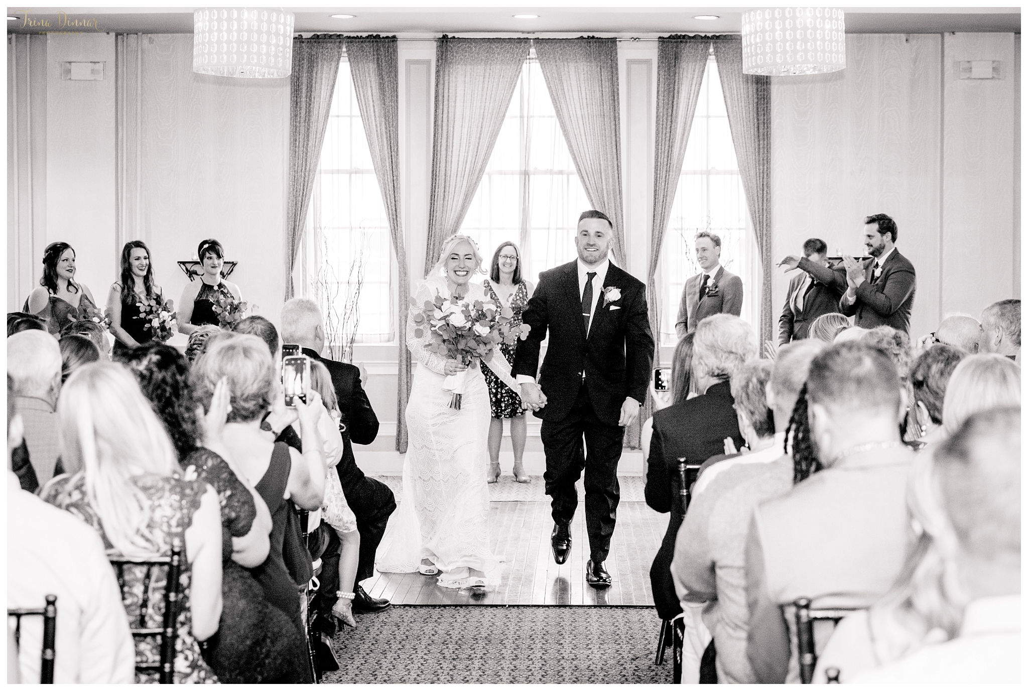 Announced Husband and Wife at The Portland Club
