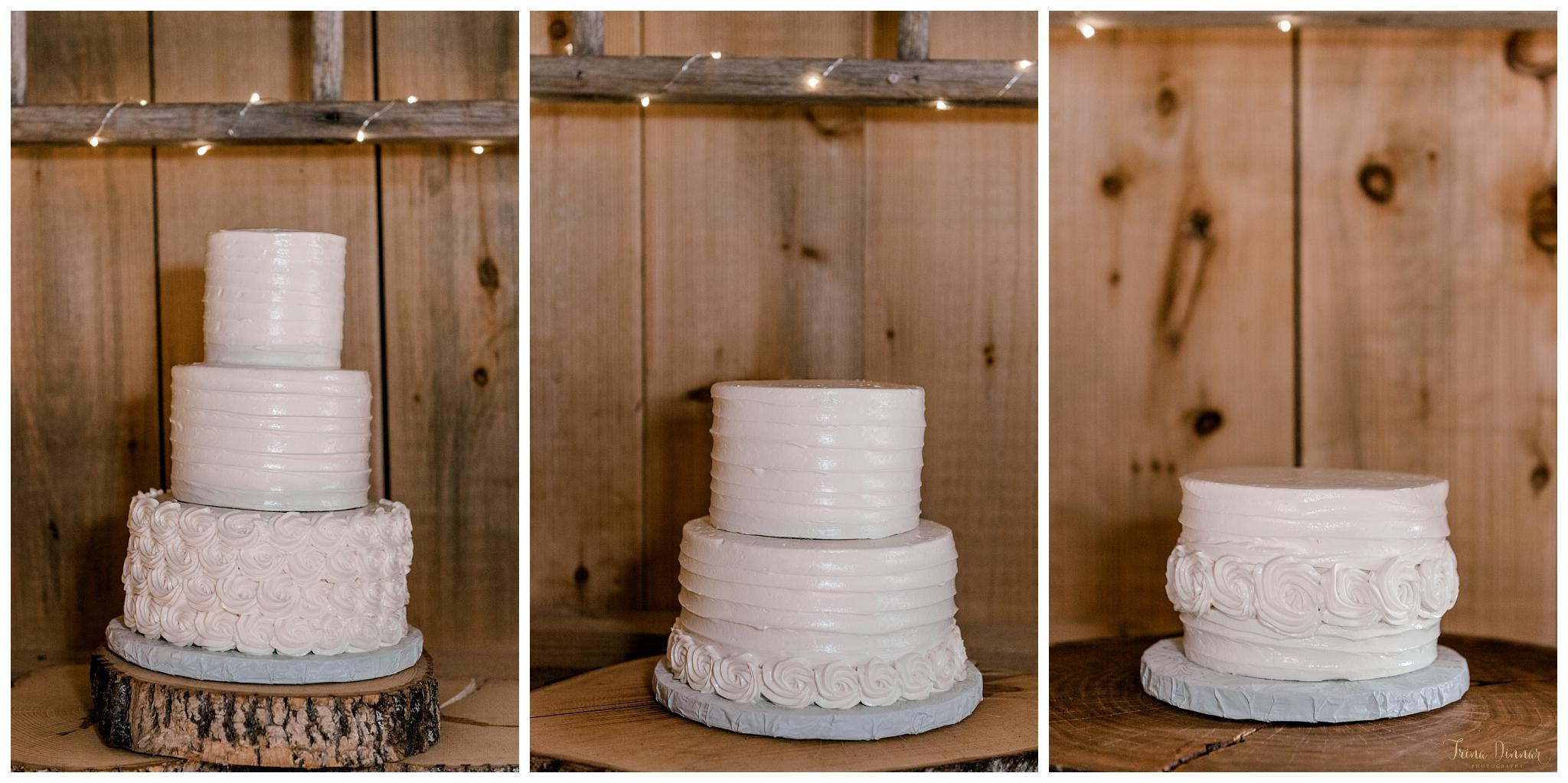 Hippie Chick Bakery Maine Wedding Cakes