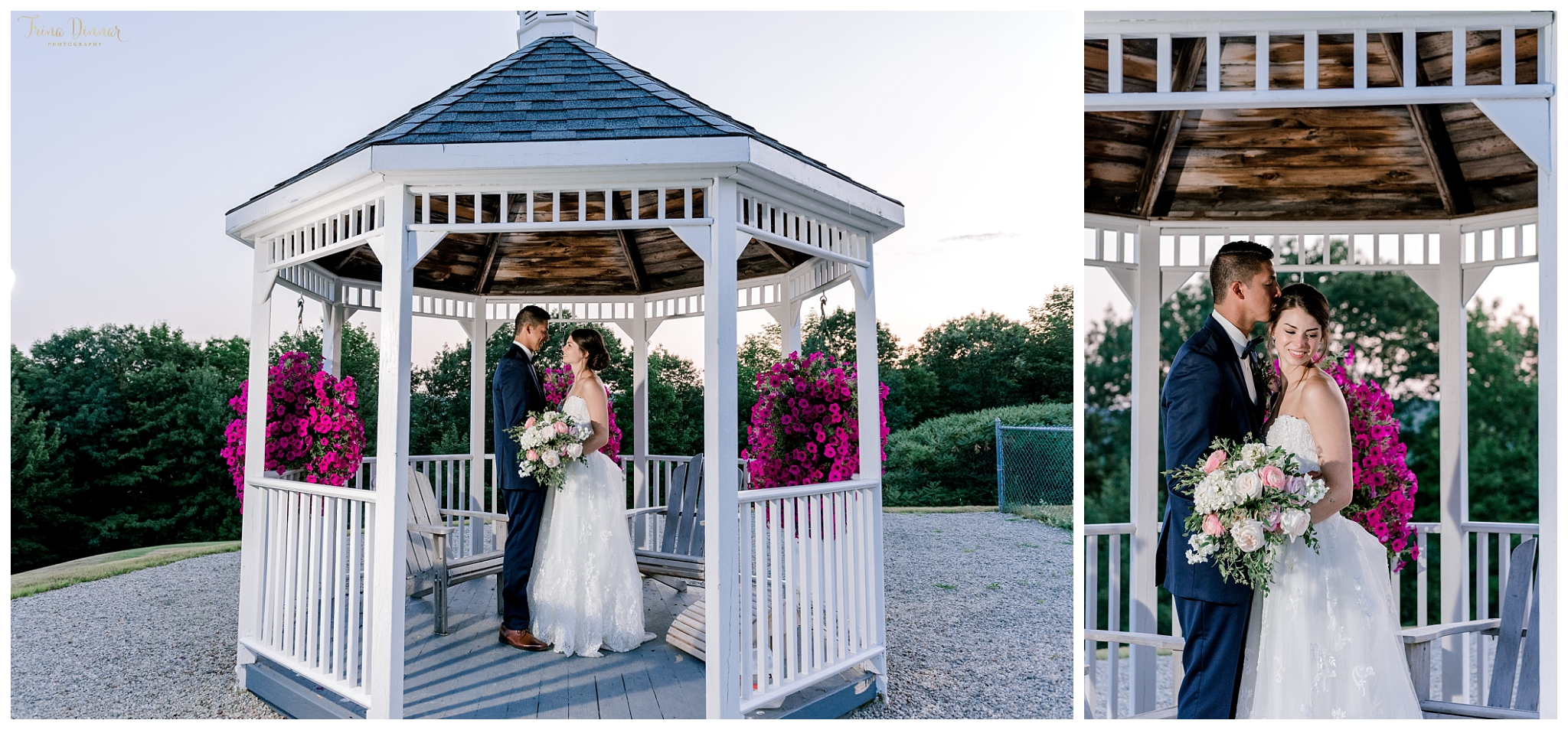 Wedding Photography Portraits in Dedham Maine
