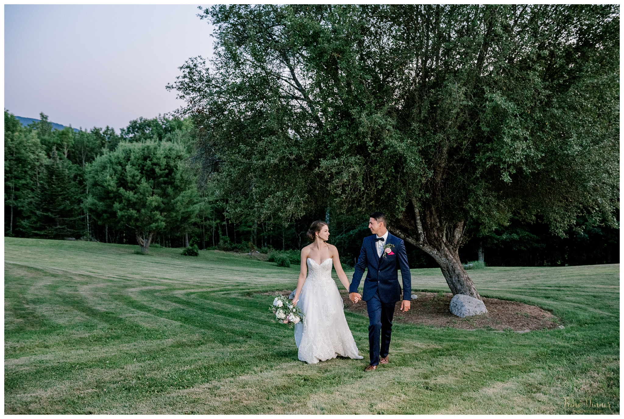 2019 Maine Wedding Dedham