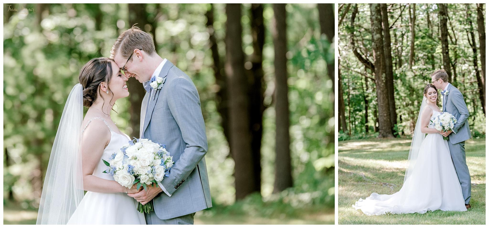 York Harbor Inn Maine Wedding Day Photos