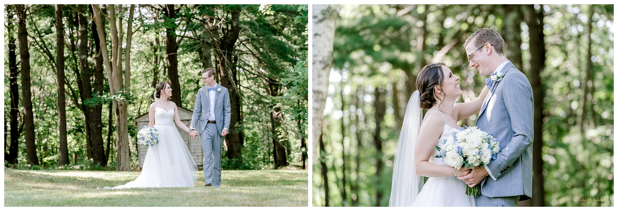 Megan and Hugh's Wedding
