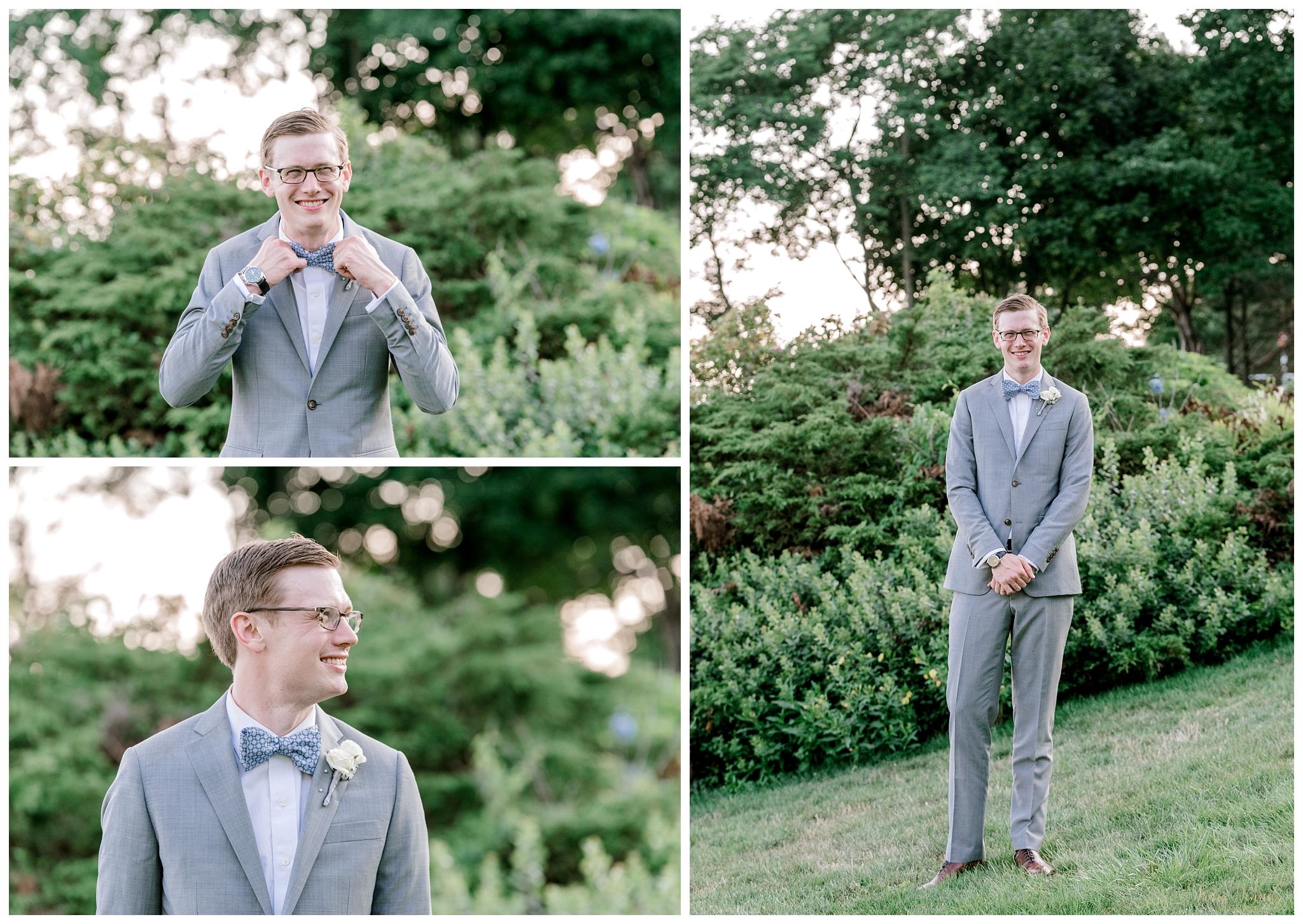 Hugh's Groom Wedding Day Portraits