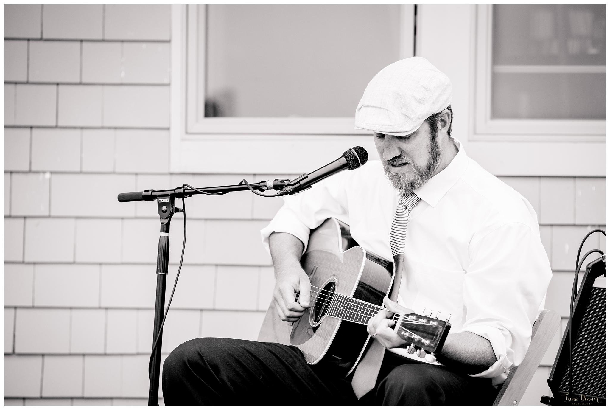 Adam Waxman Maine Guitarist