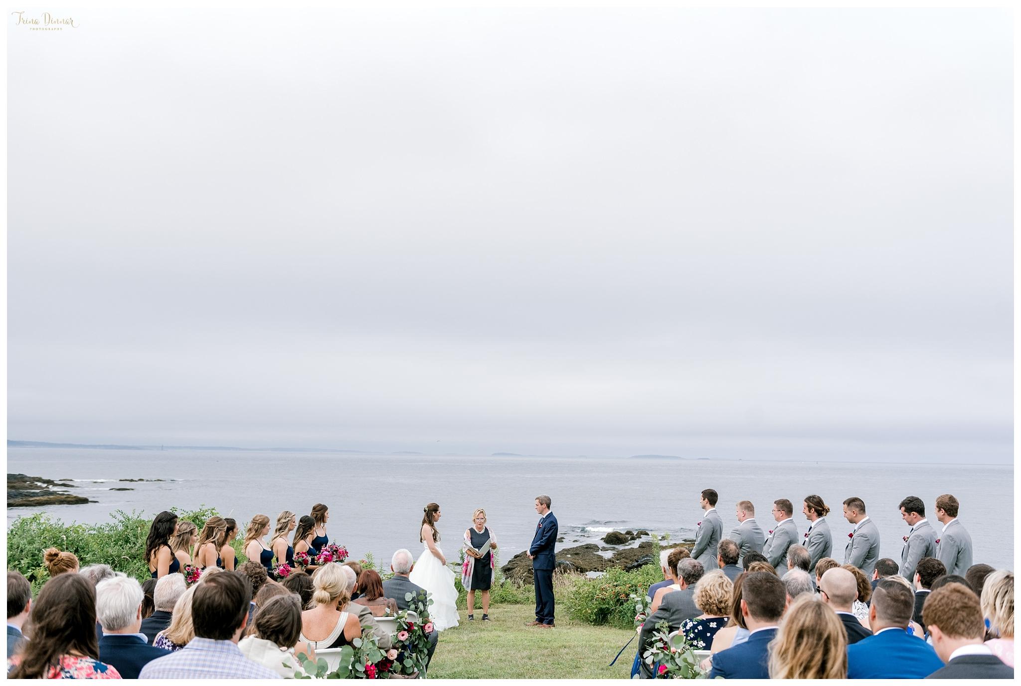 Cape Elizabeth Maine Wedding
