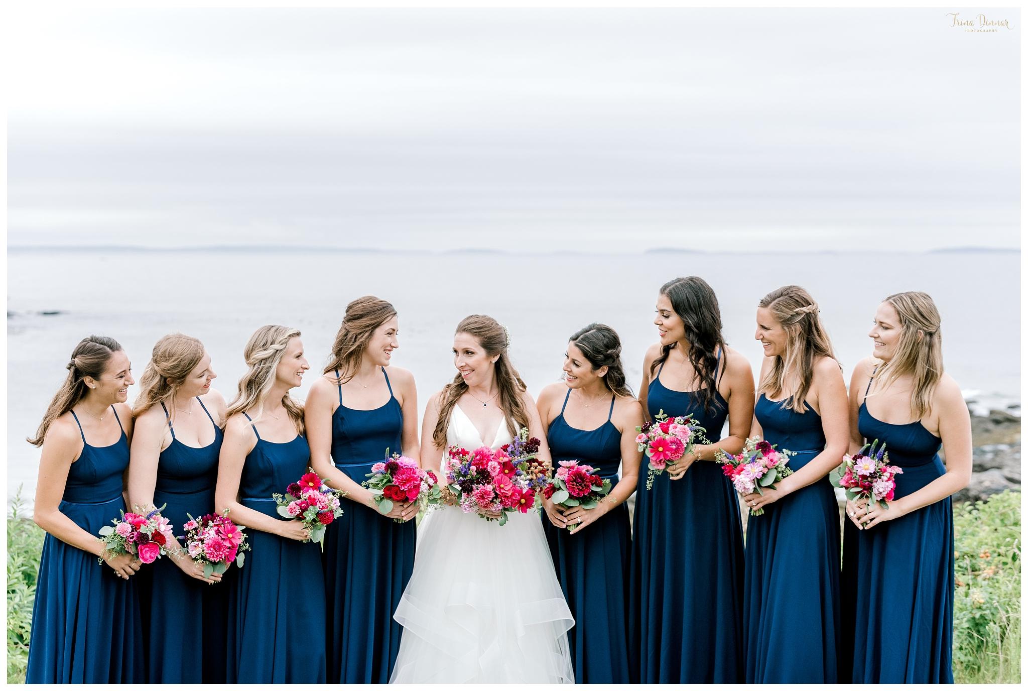 Coastal Maine Wedding Photography
