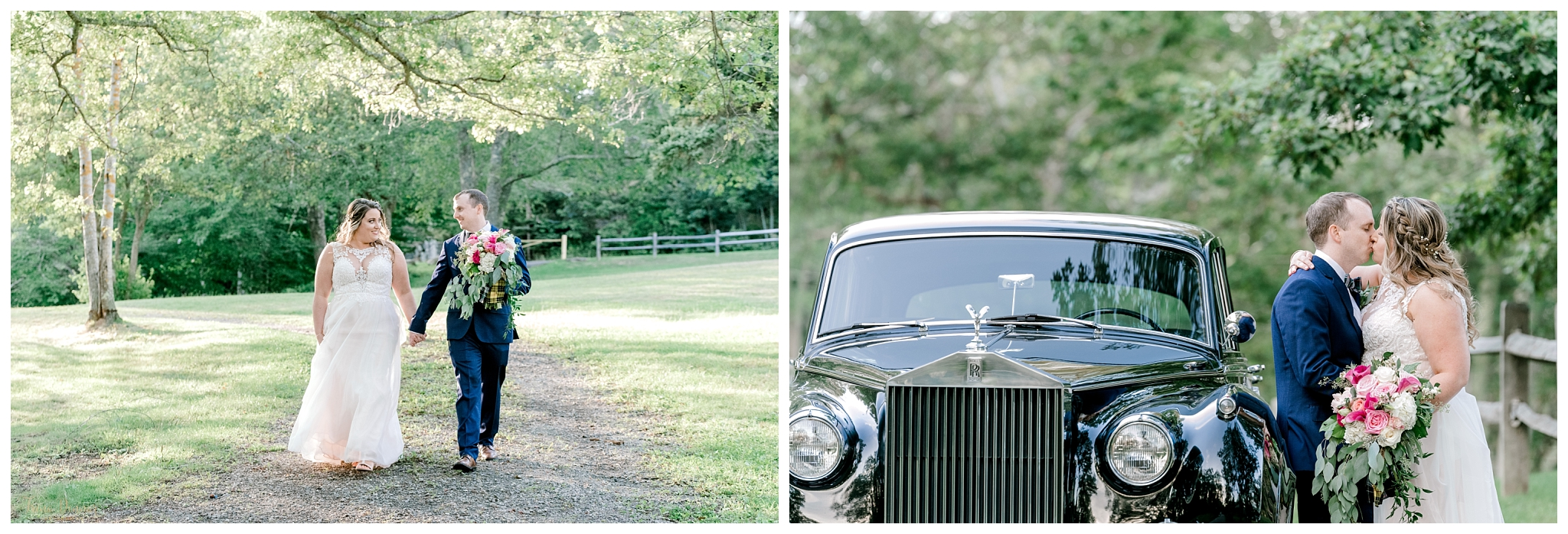 Barrett Park Boothbay Harbor Wedding Photography