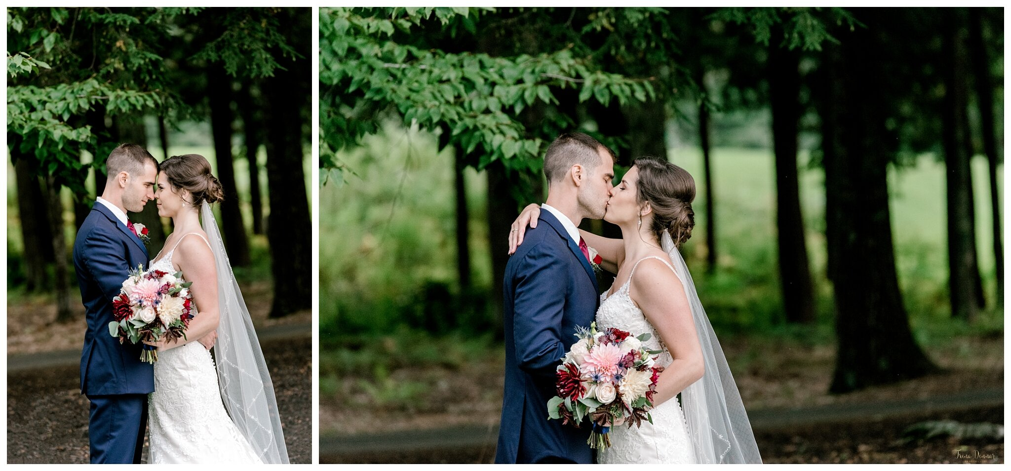 Country Club Wedding Photography in Falmouth, Maine.