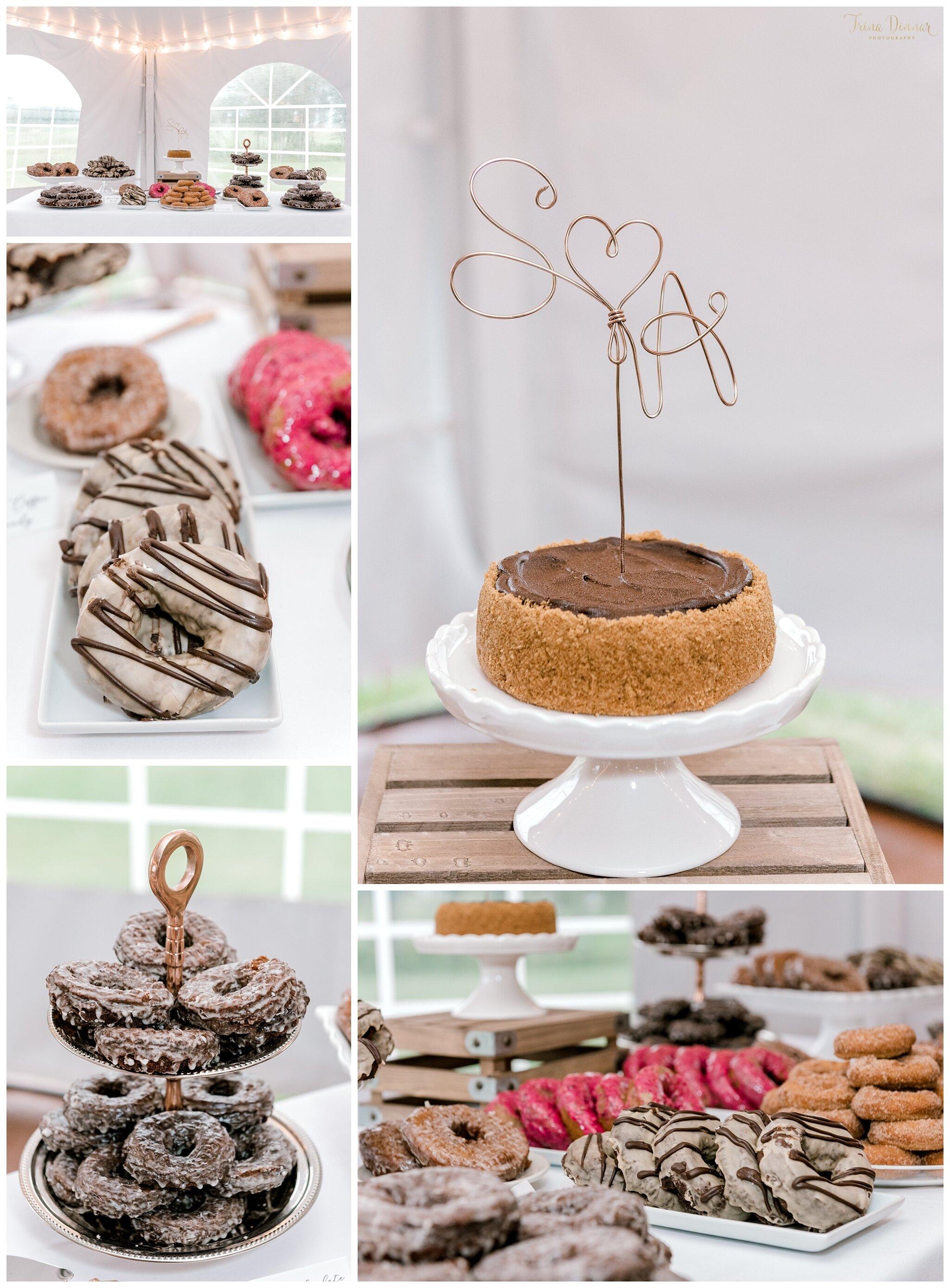 The Holy Donut Maine Wedding Desserts