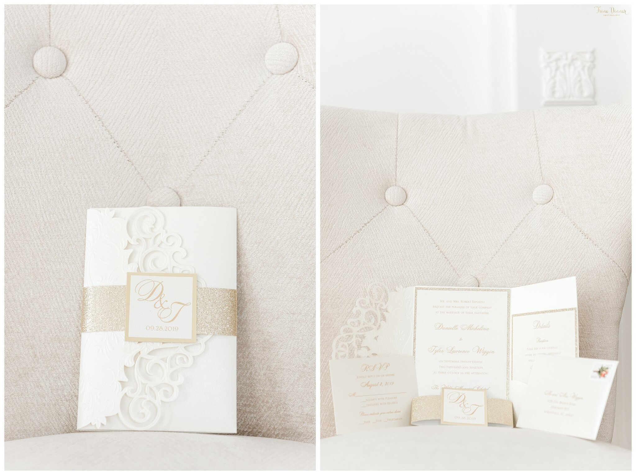 Best Maine Wedding Stationery and Invitations