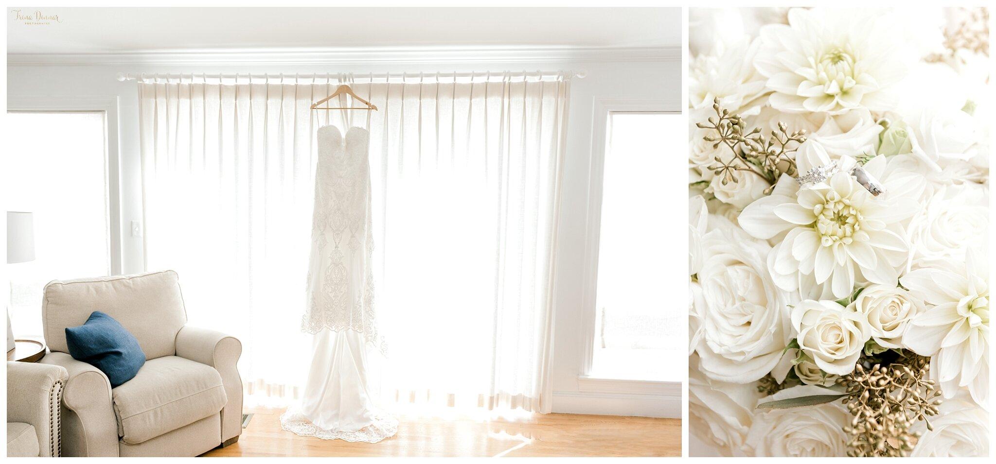 Andrea's Bridal Portland, Maine Wedding Gown