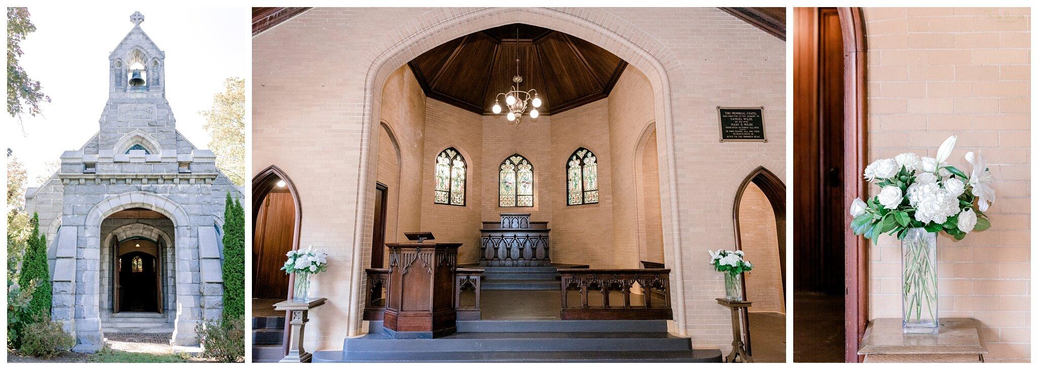 Wilde Memorial Chapel