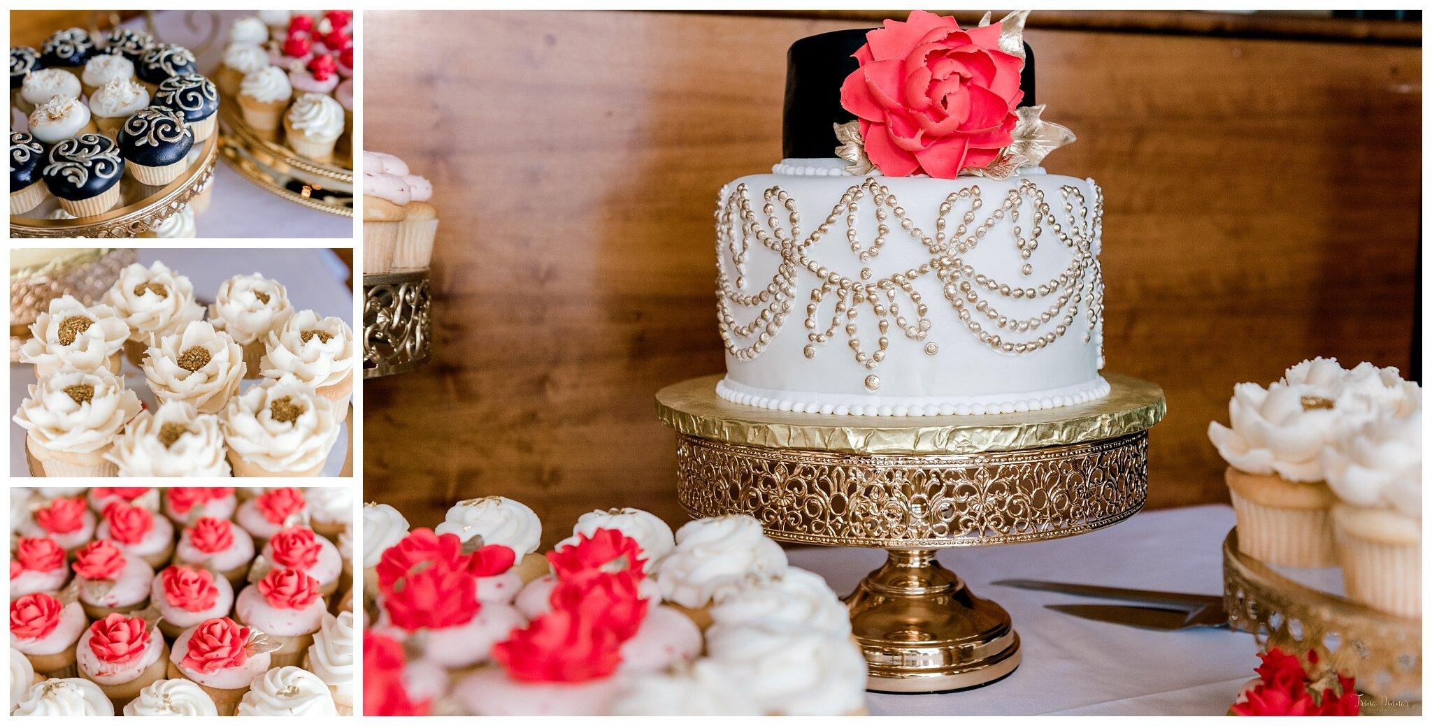 Let Them Eat Cake Kennebunk Maine Wedding Desserts