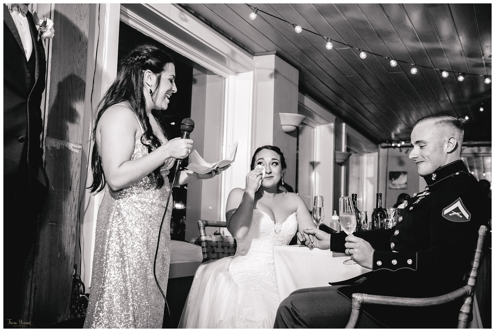 Emotional Wedding Day Speech from Maid of Honor