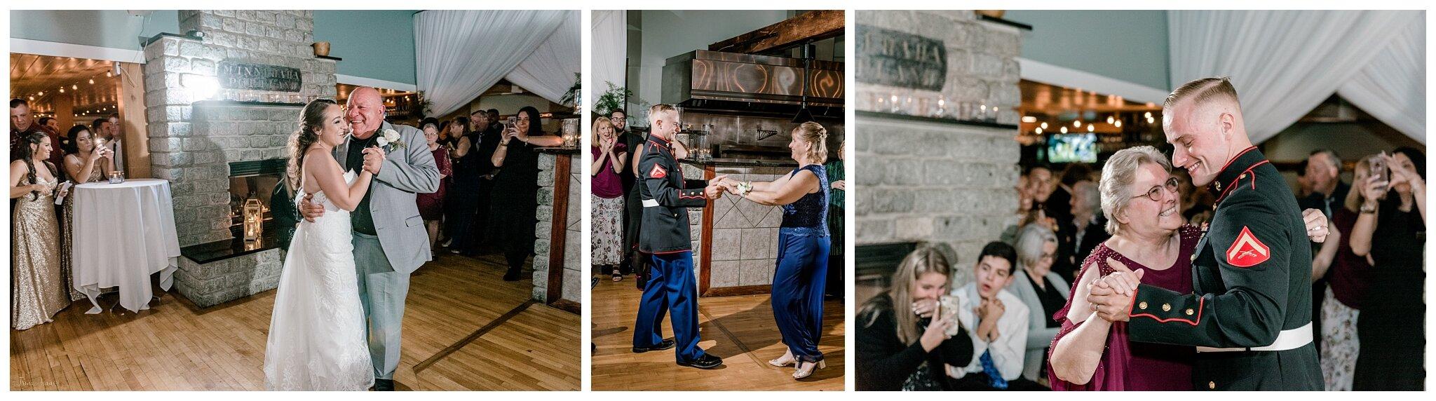 Parent and Grandparent Dances