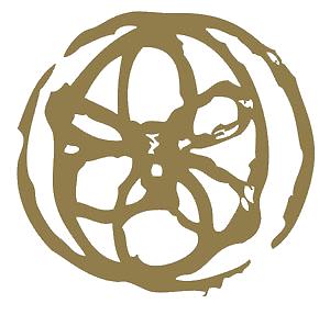 ume incense logo flower of life_grey.png
