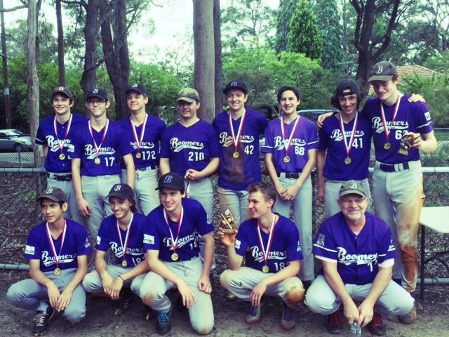 GF Winners Boomers Senior Div 2