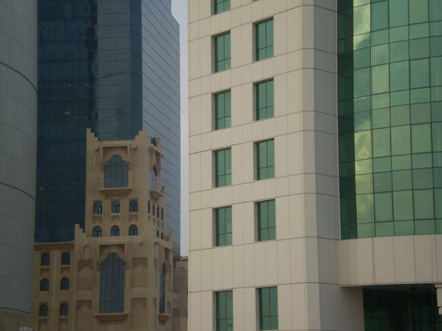 Doha downtown