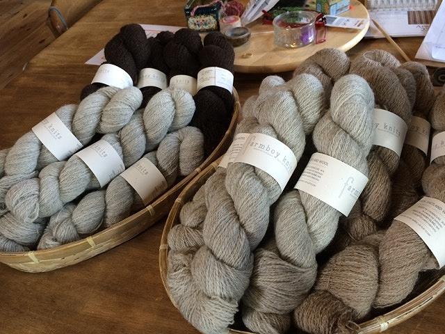 farmboy shetland yarn