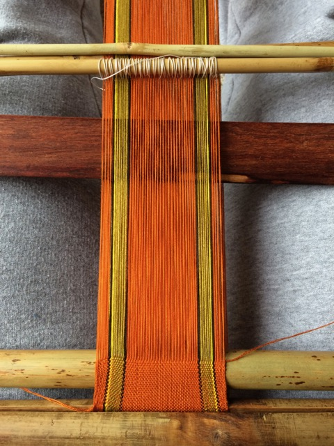 backstrap weaving katu laos
