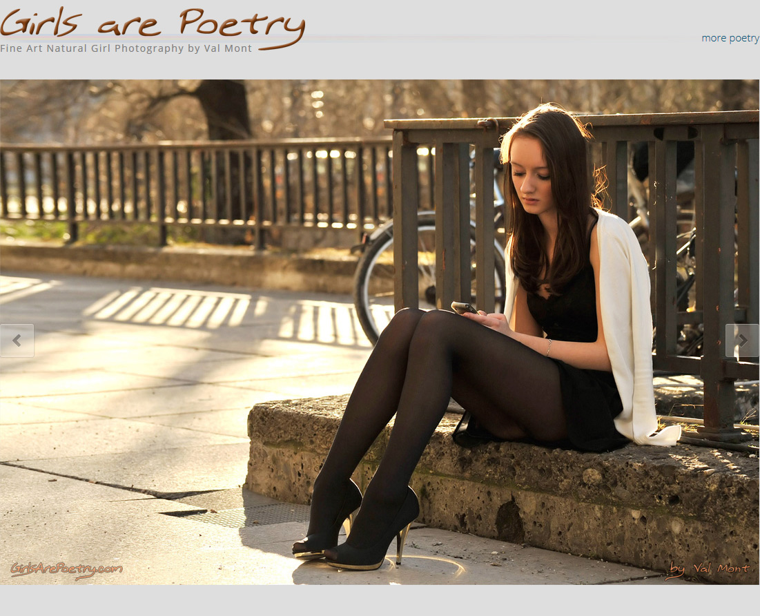 cover girls are poetry