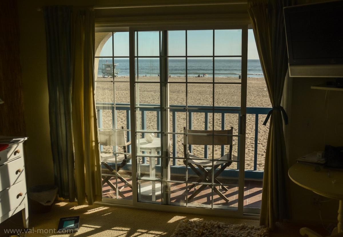 Blick aus dem ersten Stock meiner Unterkunft. Ein schlichter wundervoller Traum an Location.