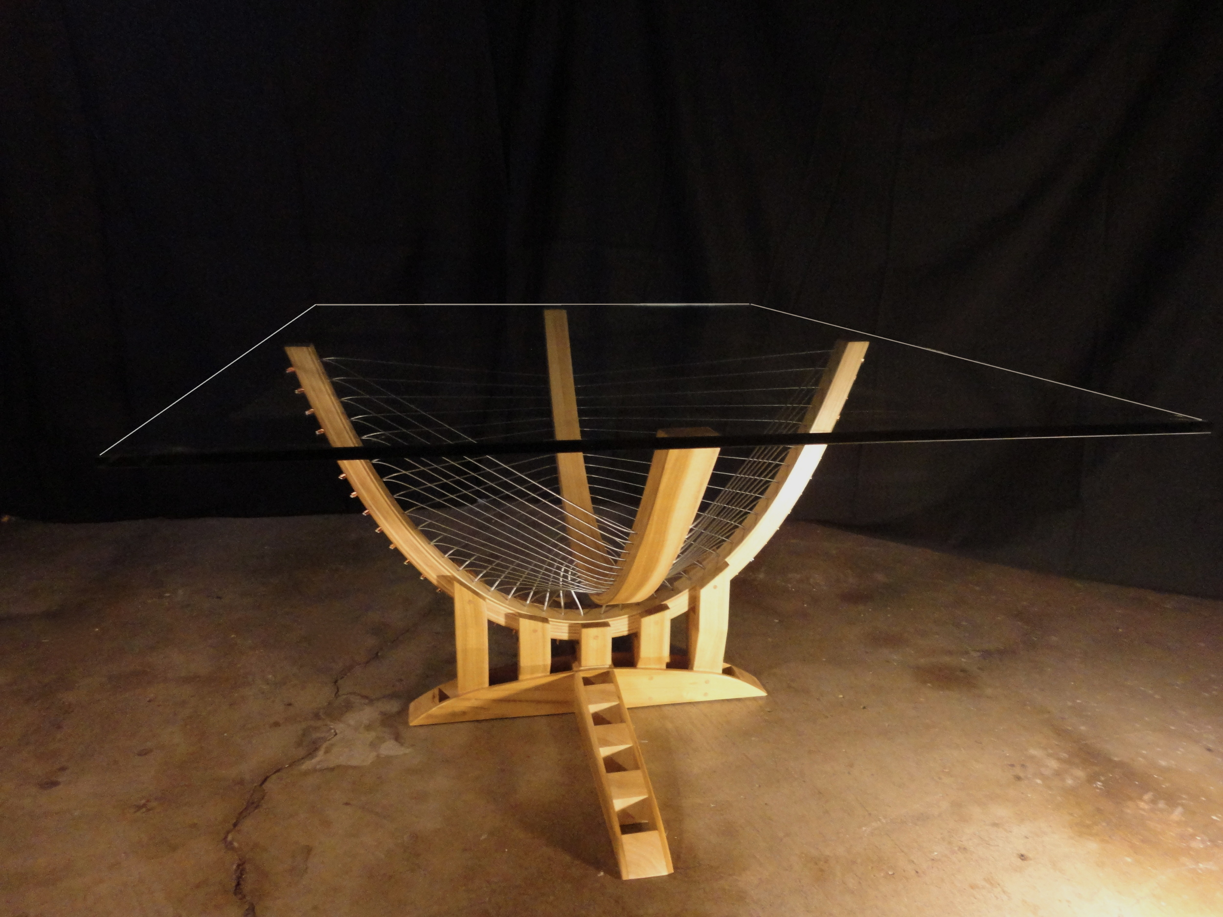 Suspended Coffee Table