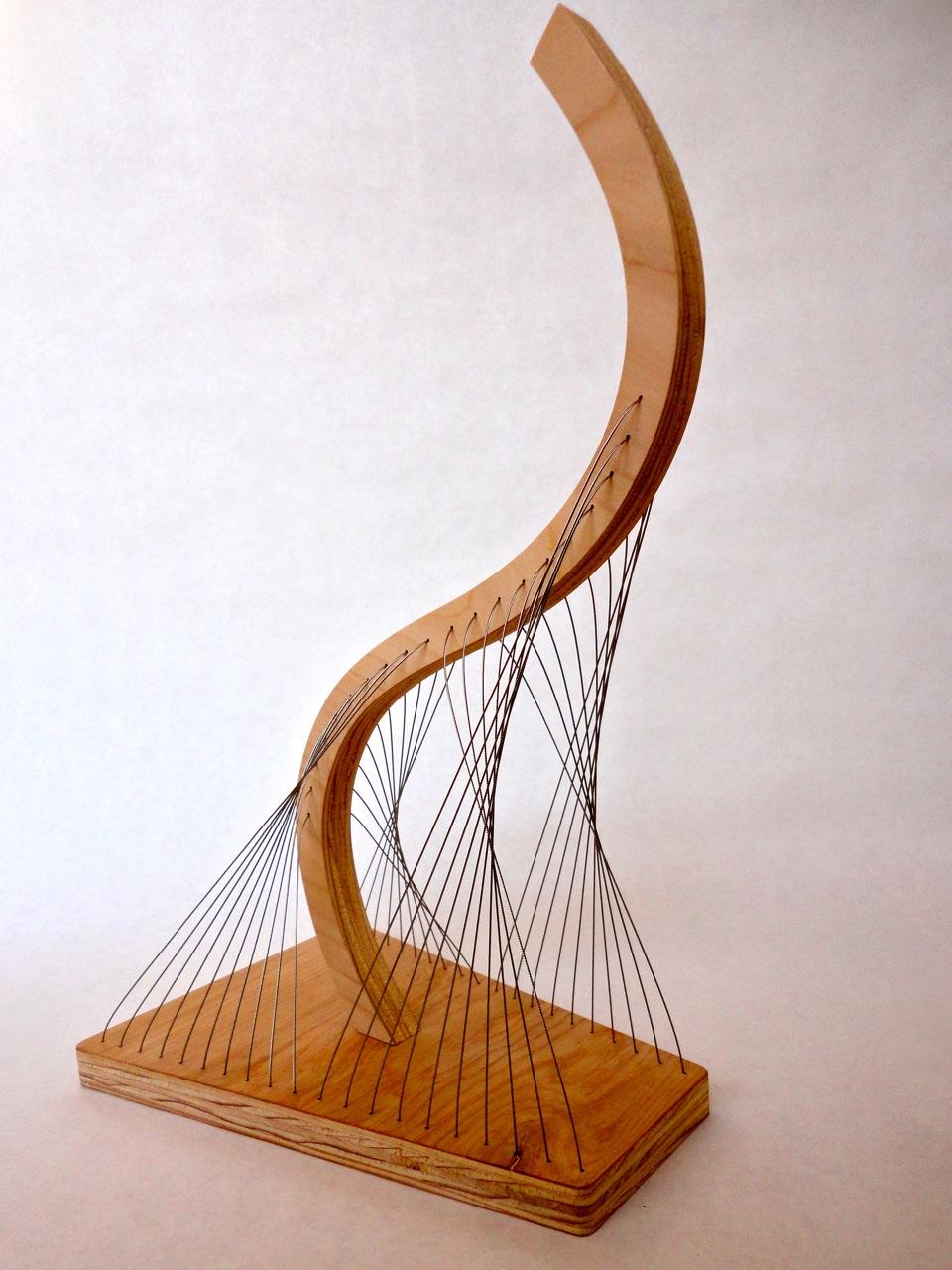S-Curve Sculpture