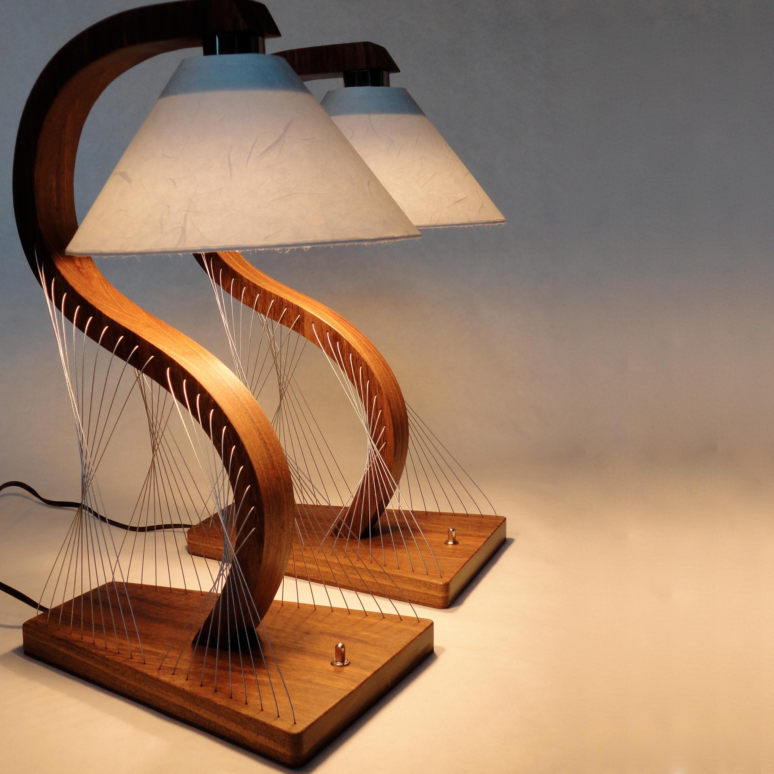Custom Contour Lamps