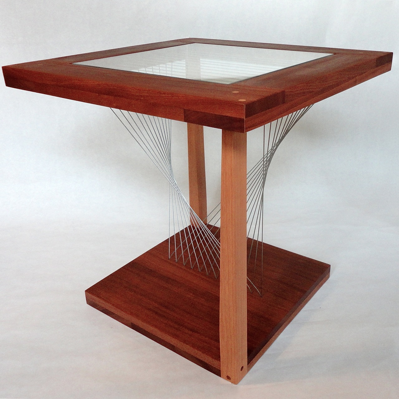 Balance end Table by Robby Cuthbert