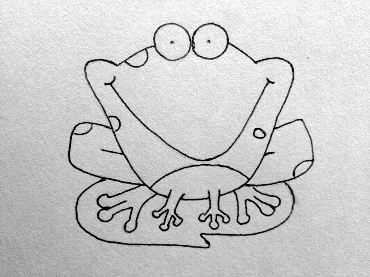 frog slider