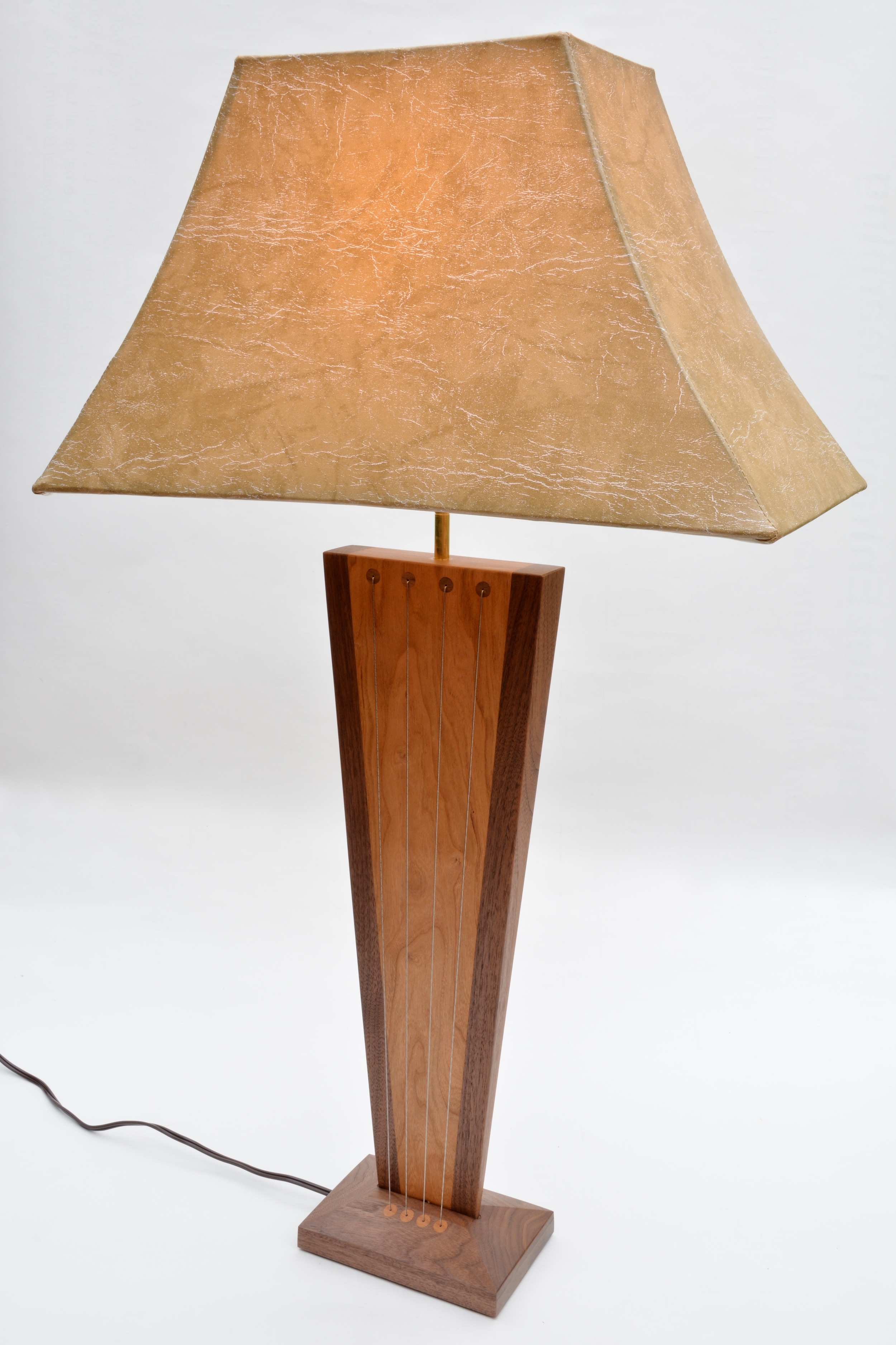 Balance Table Lamp by Robby Cuthbert