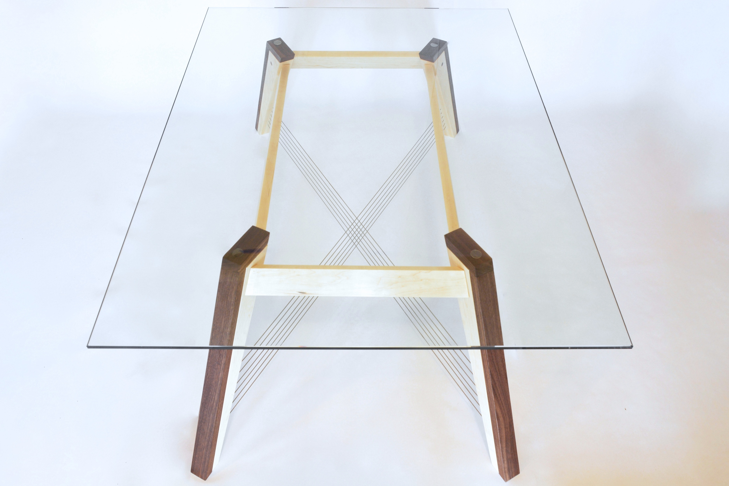 X-Weave Coffee Table