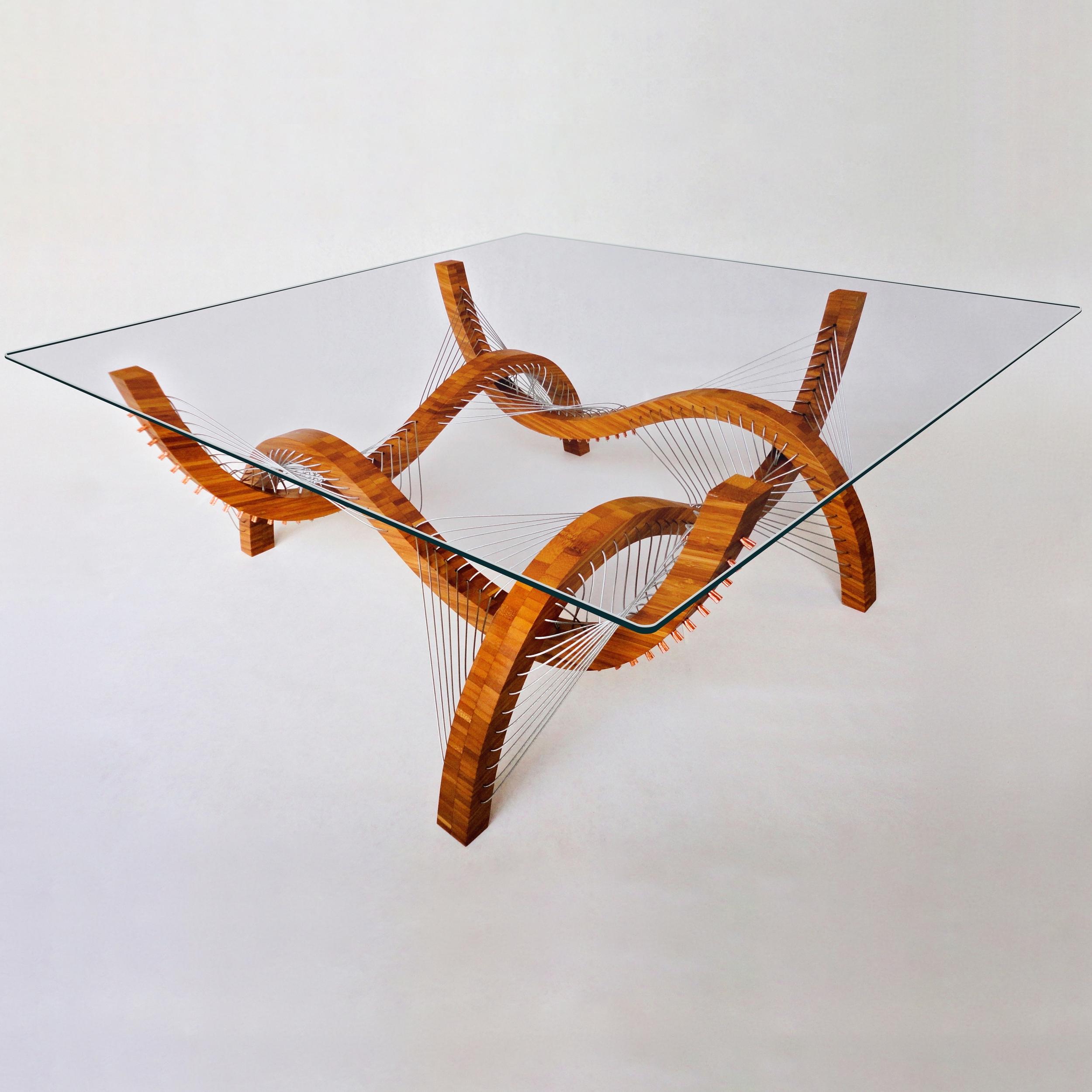 Contour Coffee Table