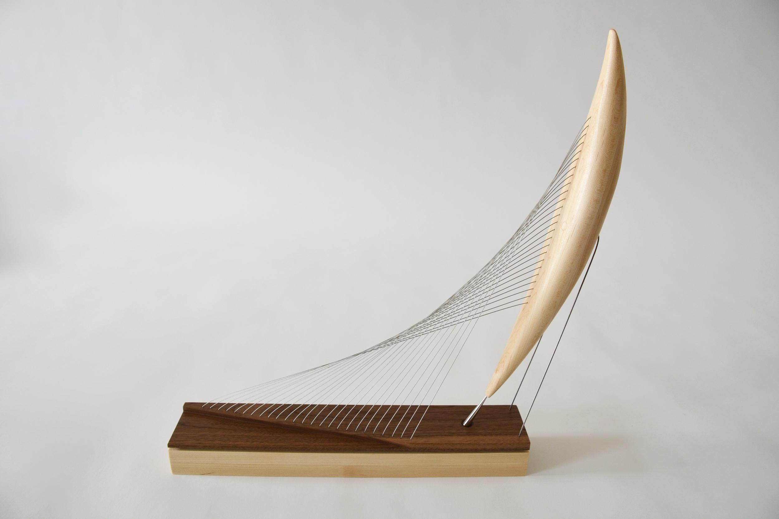 The final sculpture.