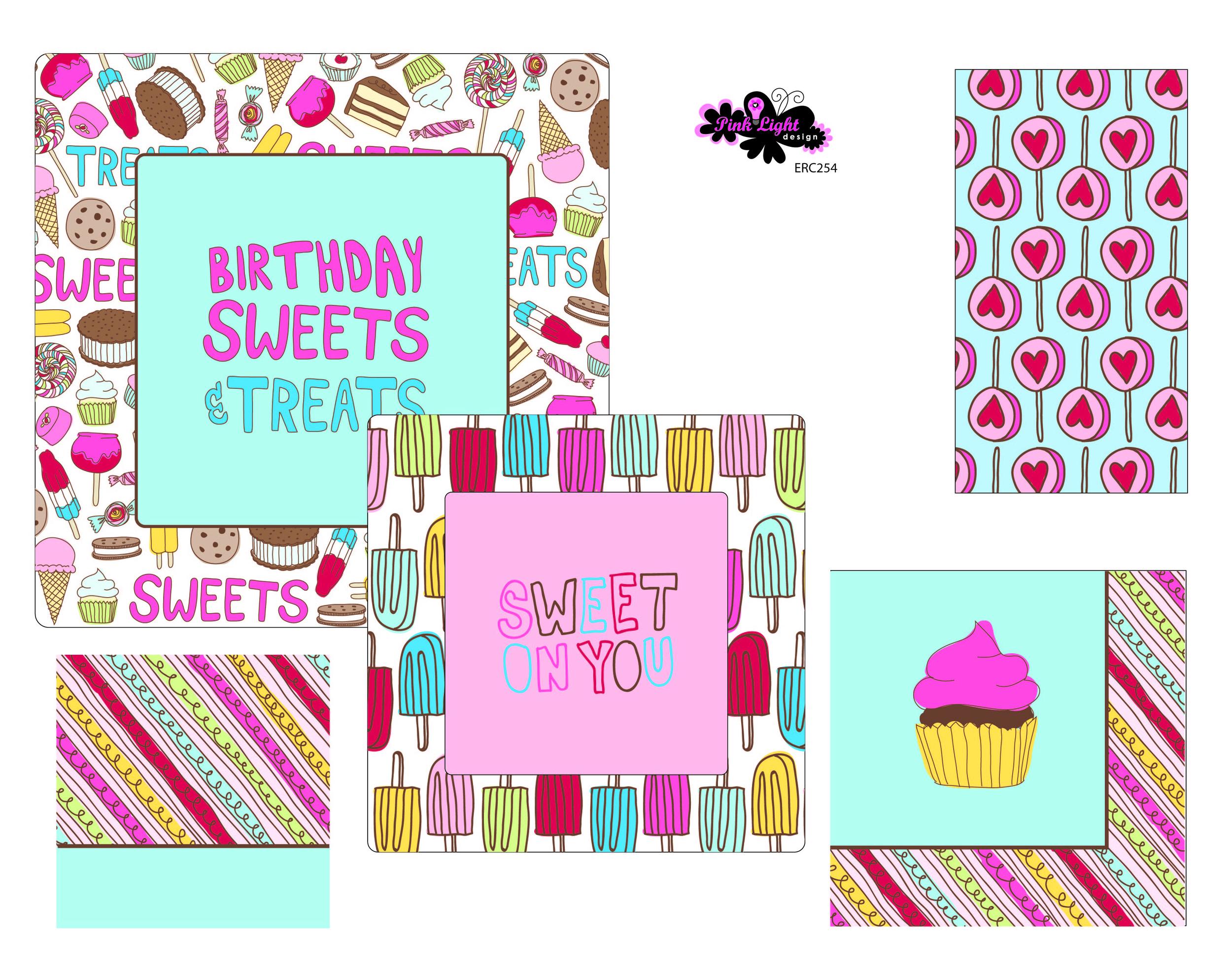 ERC254 SweetsSquareTableware.jpg