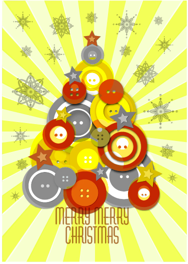 Holiday Greeting Card for Design Direction