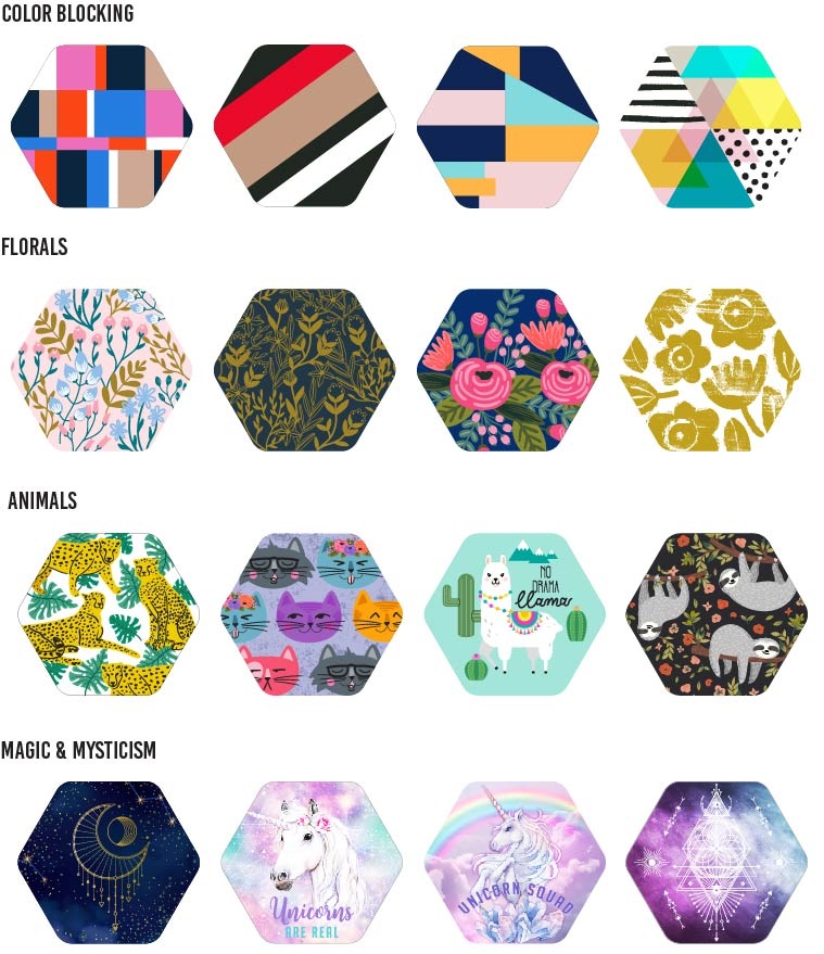 Phone Accessory Patterns
