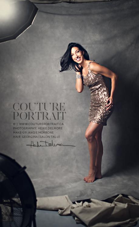 www.coutureportrait.ca | by Heike Delmore