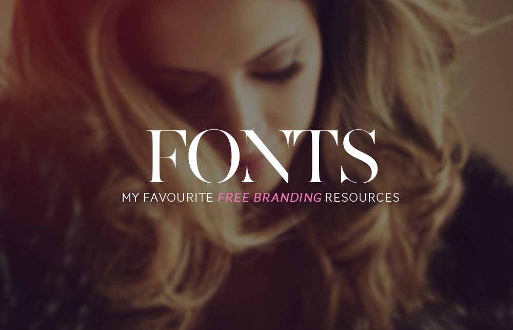 Heike Delmore's favourite high quality free branding resources | www.coutureportrait.ca