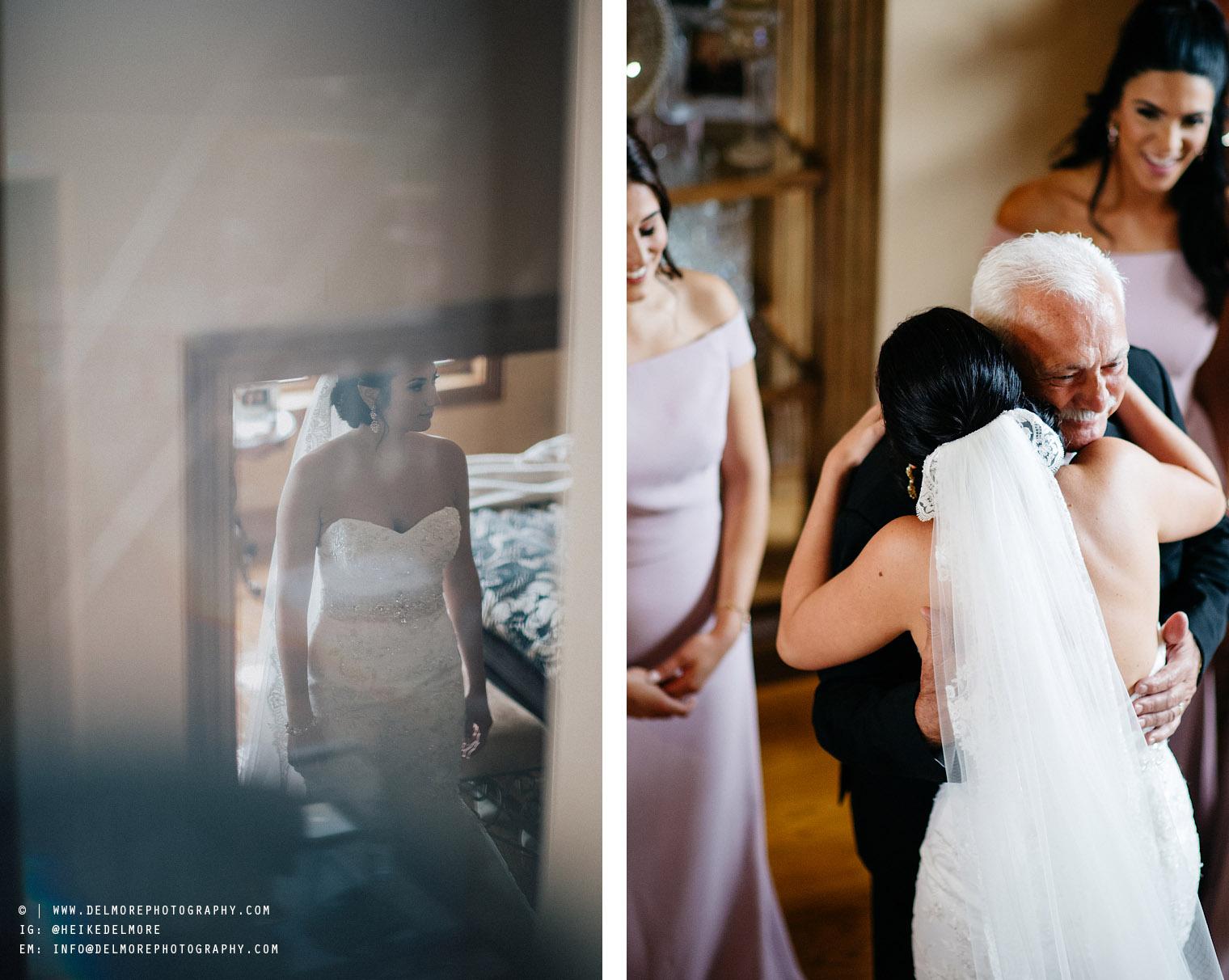 Windsor Wedding Photographers Father