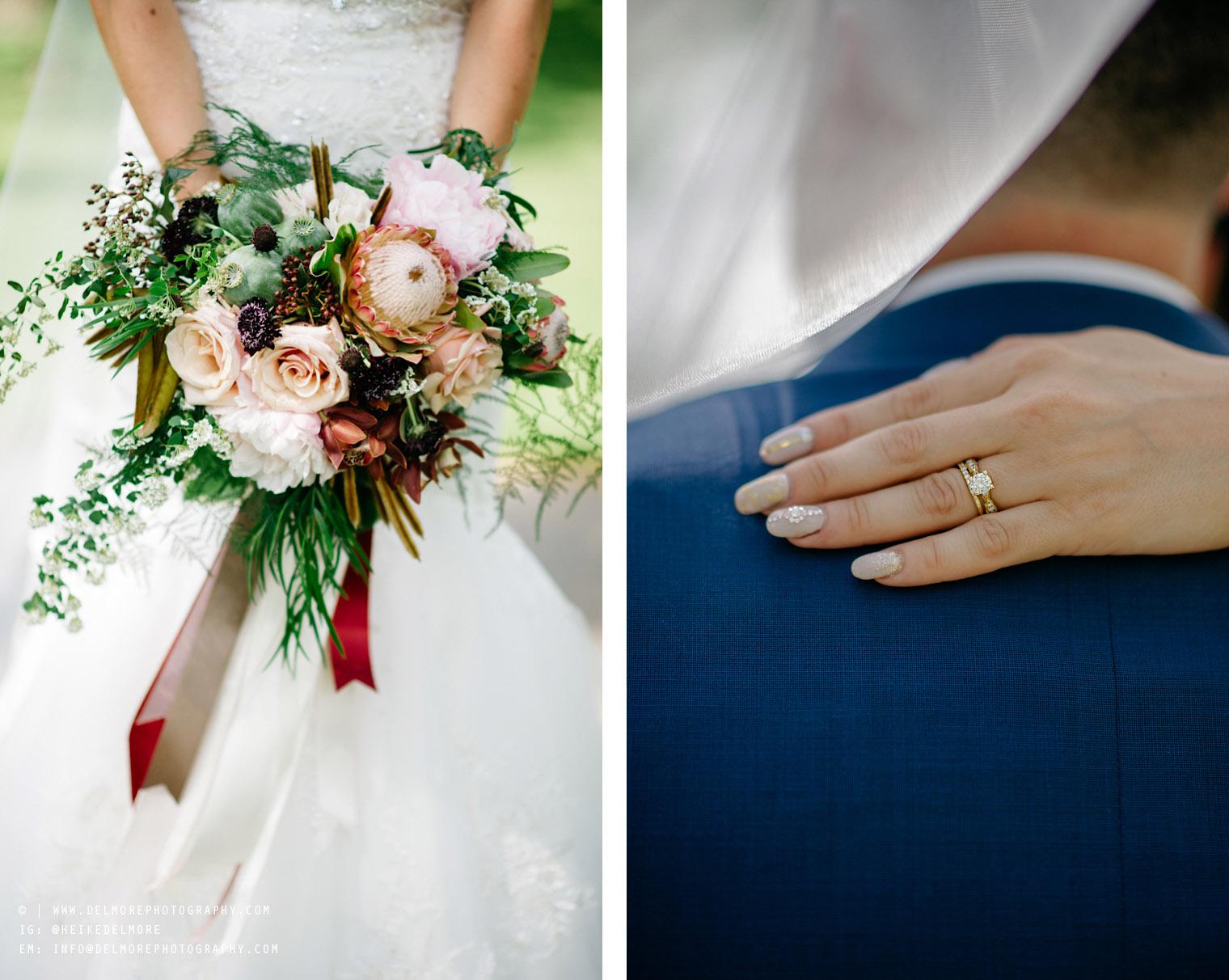 Windsor Wedding Photography Bouquet