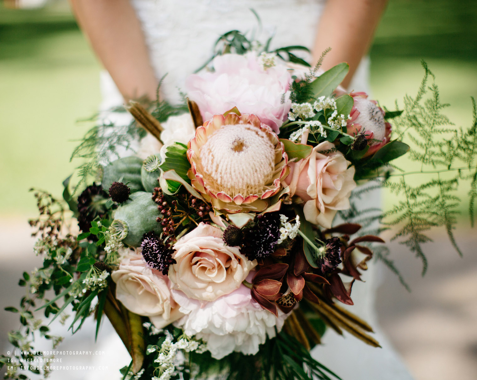 Windsor Wedding Photography Stunning Bouquet