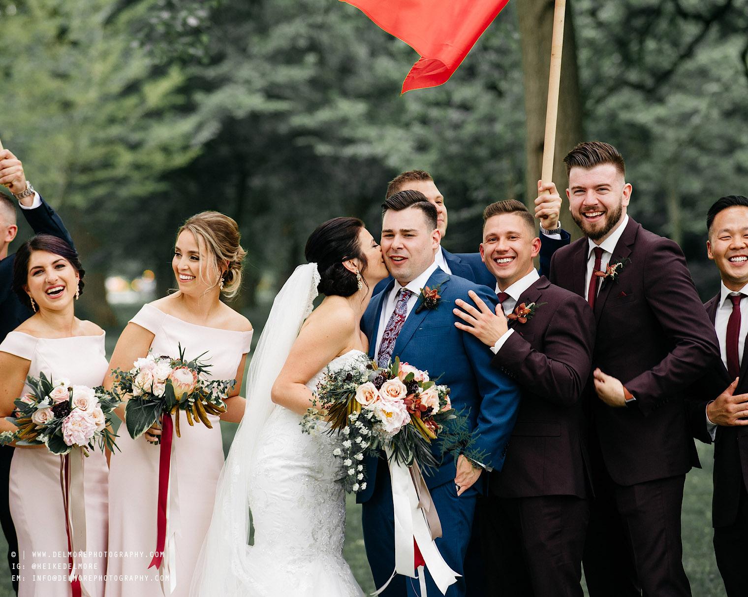 Windsor Wedding Photography Fun Moments