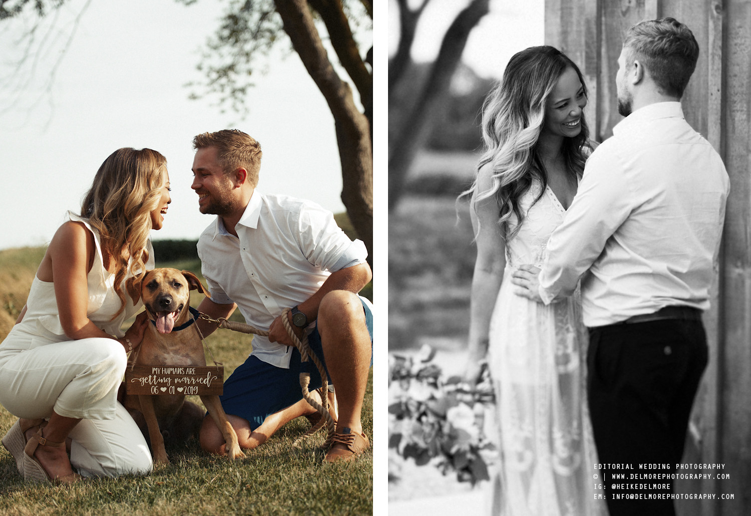 Top Windsor Ontario Wedding Engagement Photography