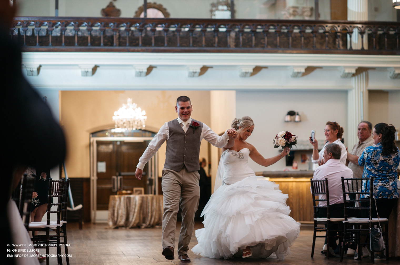 Top Windsor Waters Edge Event Wedding Photographers