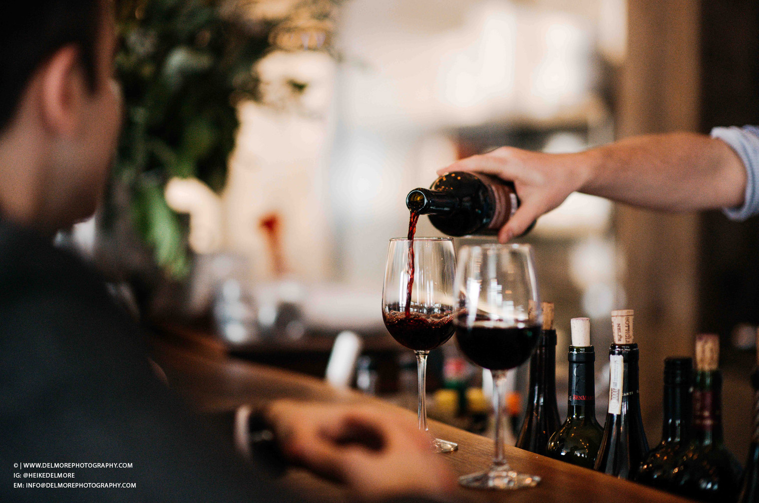 Top Windsor Engagement Photographers Cafe Delfina
