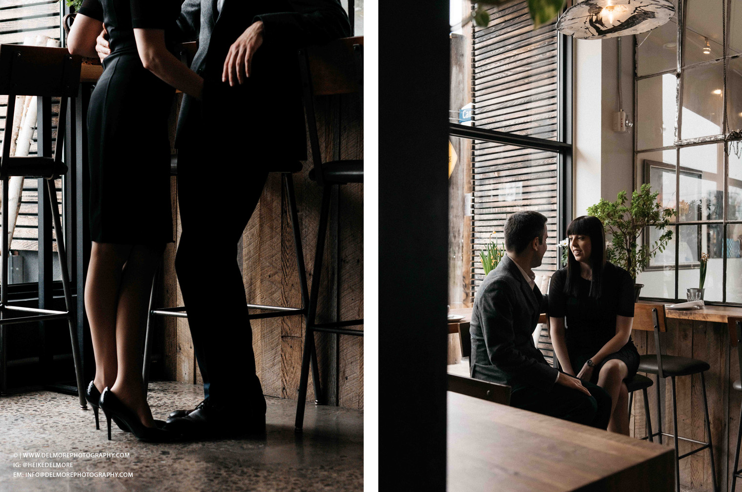 Top Windsor Engagement Photographers Delfina Toronto